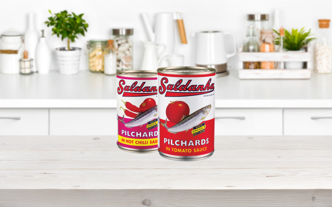 Laticia's Saldanha Pilchards Lunch