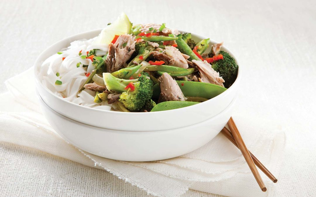 Middlecut Thai Stir-fry