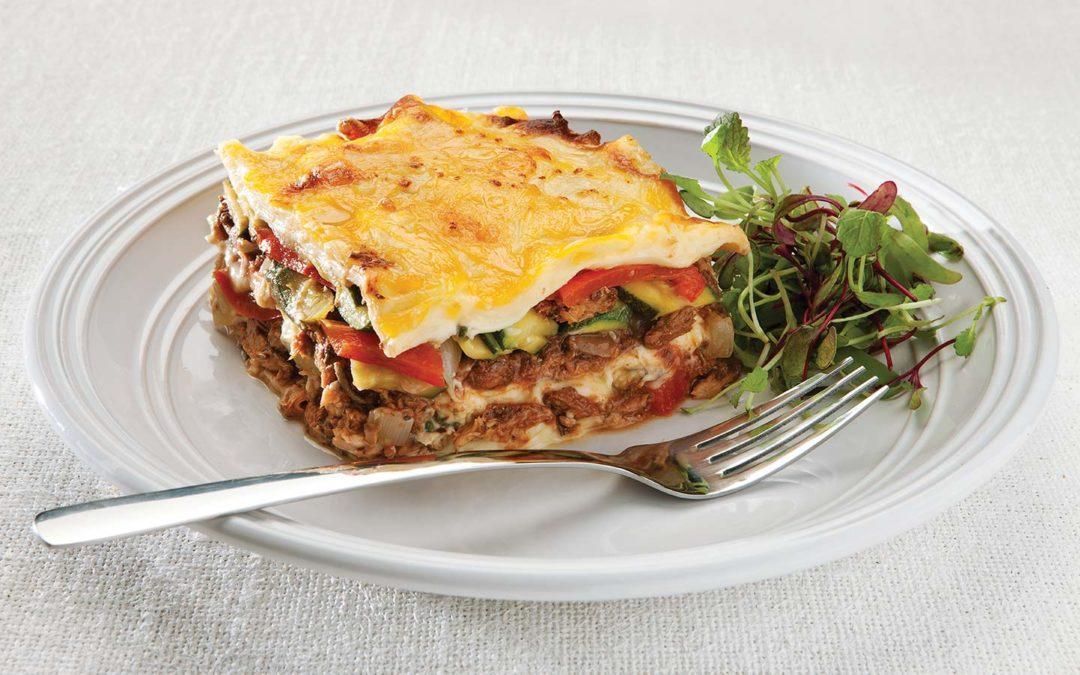 Pilchards Lasagne
