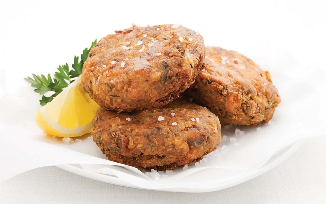 Colleen's Fish Cakes