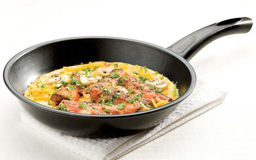 Pilchards Omelette
